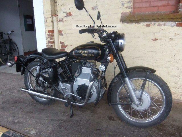 2004 Royal Enfield  Hatz Diesel Motorcycle Motorcycle photo