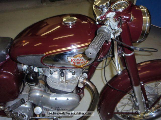 1955 Royal Enfield Meteor