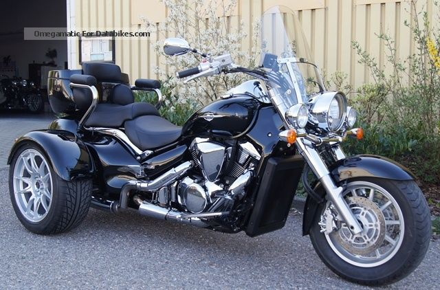 2011 Rewaco  CT 1800S with 12 months of warranty Motorcycle Trike photo