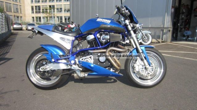 2001 Buell  X 1 Litghtning Motorcycle Motorcycle photo