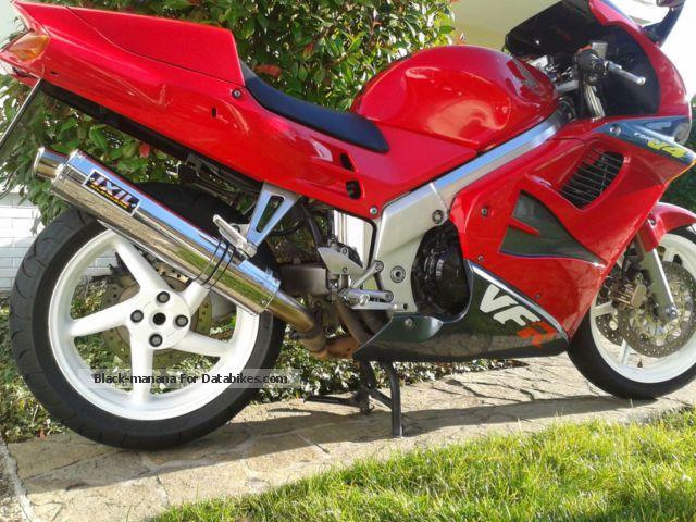 2012 Honda  VFR 750 Motorcycle Sport Touring Motorcycles photo