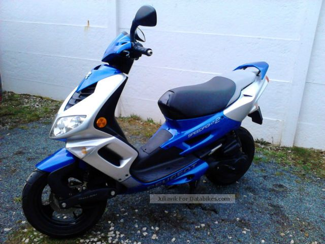 2007 Peugeot  Speedfigher 2 Motorcycle Scooter photo