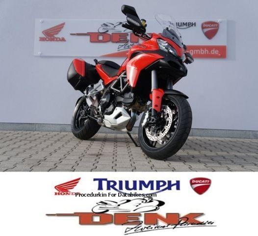 Ducati  Multistrada 1200 S Touring 2014 Enduro/Touring Enduro photo
