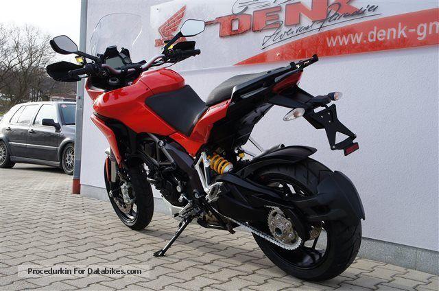Ducati Multistrada Owners Manual