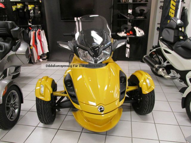 2012 Can Am  Spyder ST-S SE5 Nr.4335 Motorcycle Trike photo