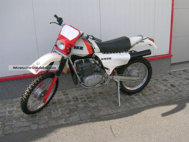 1990 Mz  GE 250 Motorcycle Motorcycle photo