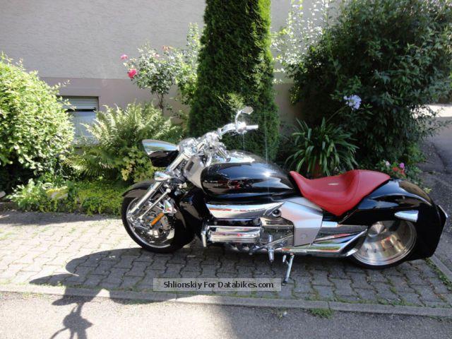 2007 Honda  Rune Motorcycle Chopper/Cruiser photo