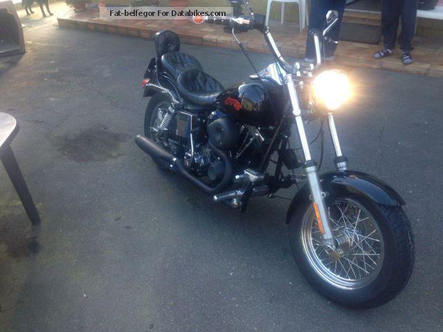 1981 Harley Davidson  Harley-Davidson Sturgis H.D Motorcycle Chopper/Cruiser photo