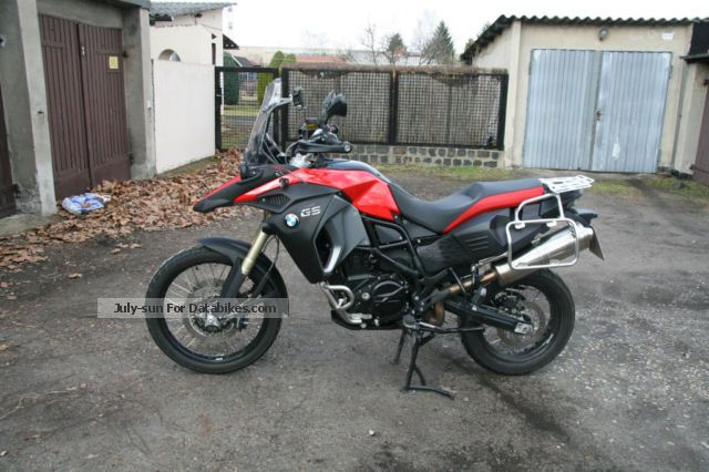 BMW  F800 GS Adventure 2013 Enduro/Touring Enduro photo