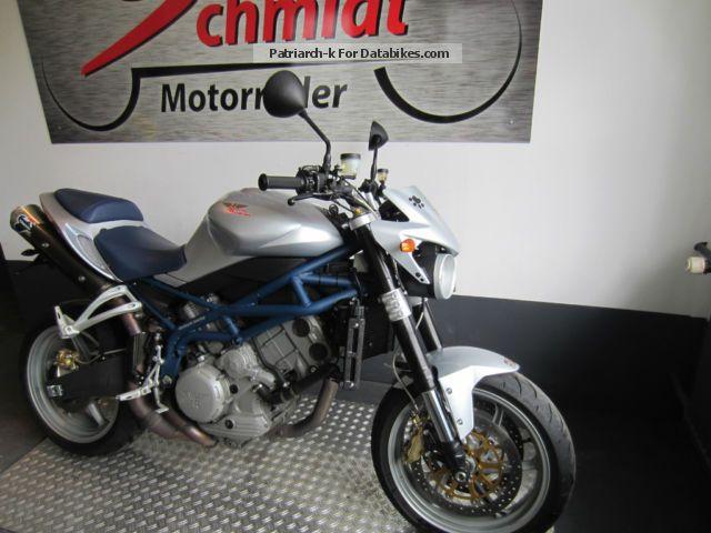 2012 Moto Morini  Corsaro 1200 / Termignoni exhaust Motorcycle Naked Bike photo