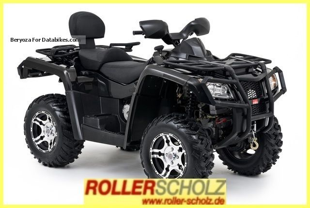 2012 Beeline  Online X 8.5 LOF notice Motorcycle Quad photo