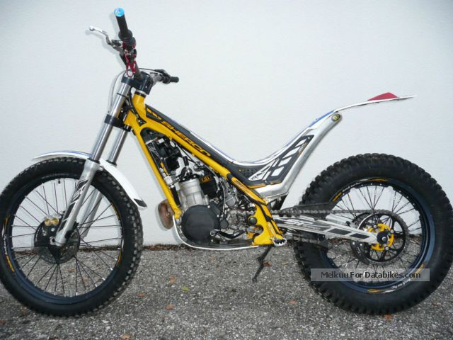 2013 Sherco  Trial Motorcycle Motorcycle photo
