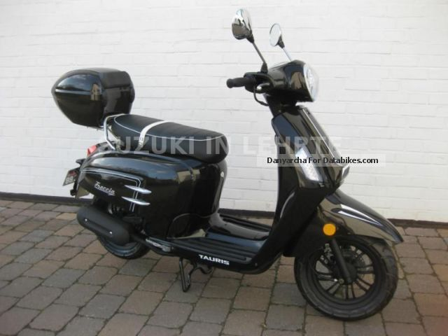 2012 tauris freccia new in 2014 as a moped 25 km h. Black Bedroom Furniture Sets. Home Design Ideas