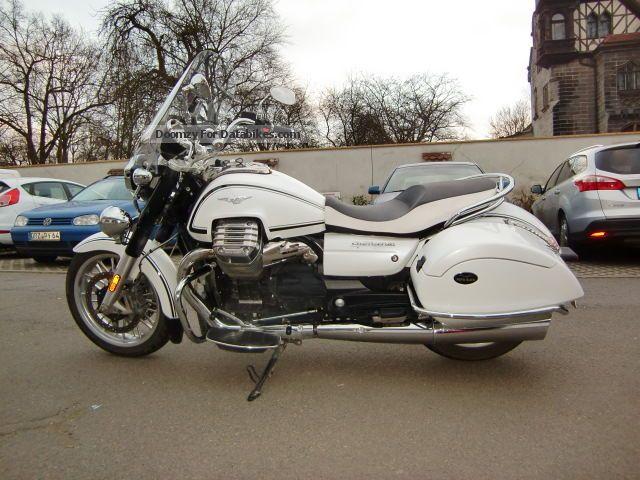 2014 Moto Guzzi  California 1400 Touring 3500km 1.Hand Motorcycle Chopper/Cruiser photo