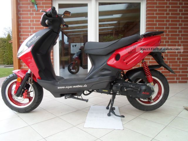 2010 Other  firejet 50 one Motorcycle Scooter photo