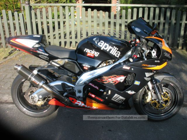 2012 Aprilia  RSV 1000 Motorcycle Sports/Super Sports Bike photo