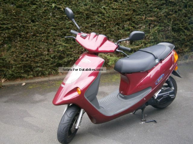 2001 Malaguti  F 10 Jet-line (E1) Motorcycle Motor-assisted Bicycle/Small Moped photo