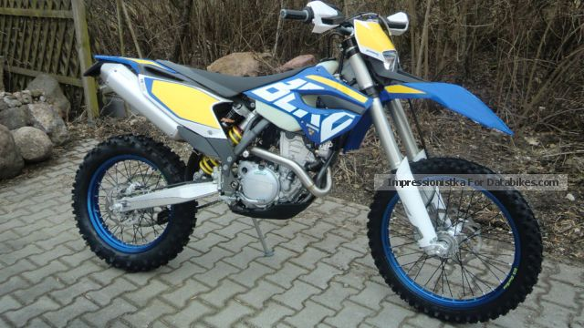 Husqvarna Bikes and ATVs (With Pictures)