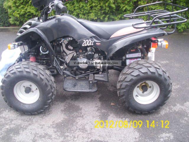 2006 Bashan  200S-3 Motorcycle Quad photo