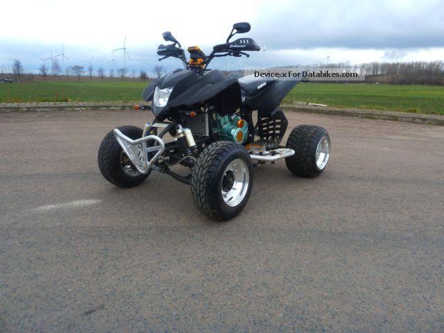 2009 Bashan  ATV 200S-7 Motorcycle Quad photo
