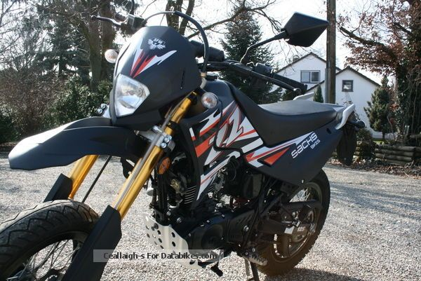 2010 Sachs  QM 125 GY-2B Motorcycle Lightweight Motorcycle/Motorbike photo