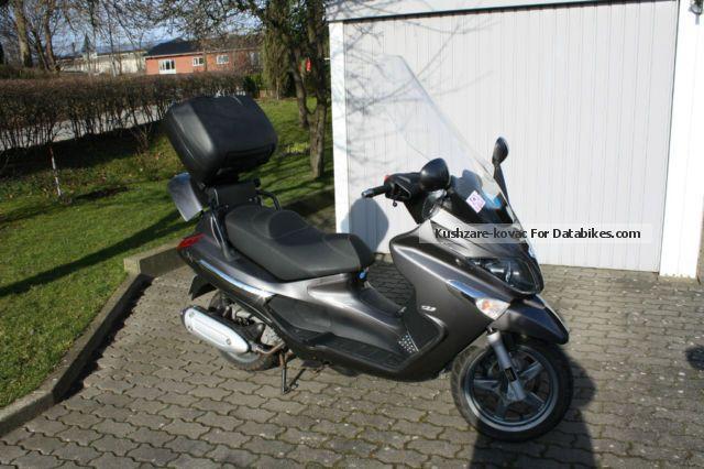 2009 PGO  EVO X 125 Motorcycle Scooter photo