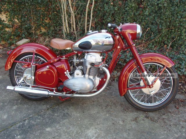 Jawa  500 OHC 00 1952 snail benefited renovation, Czech 1952 Vintage, Classic and Old Bikes photo