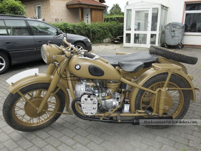 Ural  M72 R71 1958 Vintage, Classic and Old Bikes photo