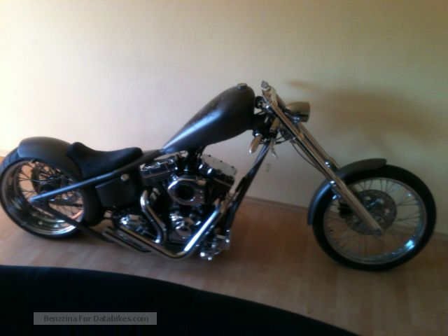 2014 Harley Davidson  Harley-Davidson SANTEE Chopper Rigid Frames Motorcycle Chopper/Cruiser photo