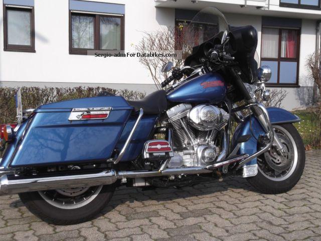 2004 Harley Davidson  Harley-Davidson Street Glide / Electra Glide Motorcycle Motorcycle photo