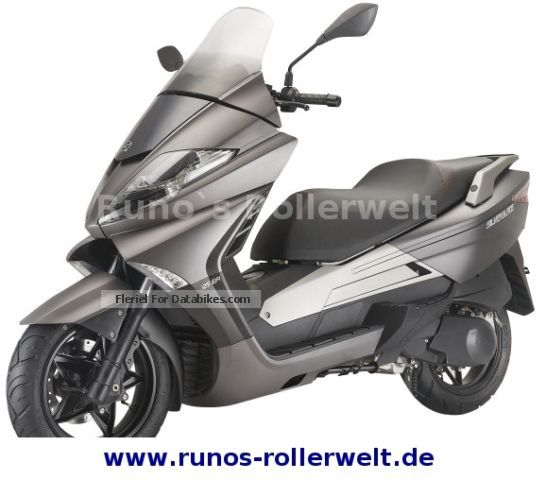 2013 Keeway  Silver Blade 125 4T Motorcycle Scooter photo