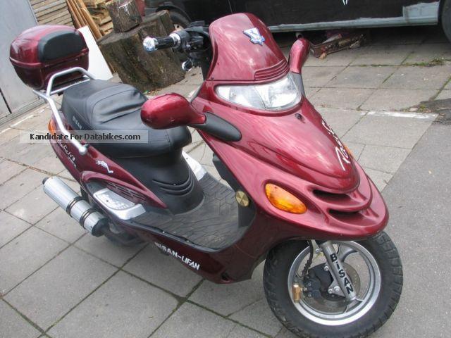 moto scooter lifan 150