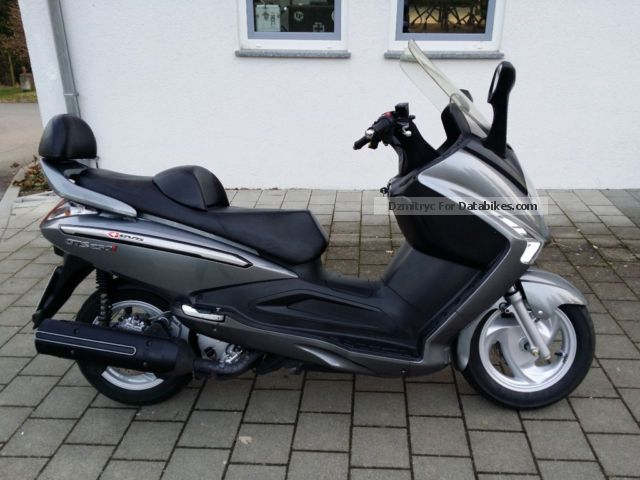 2012 SYM  GTS 250i, EXCELLENT CONDITION, ACCIDENT FREE Motorcycle Scooter photo