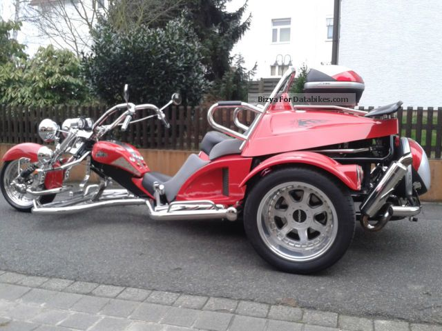 2005 Boom  Fighter X11 Motorcycle Trike photo