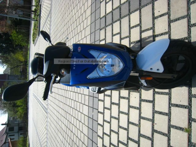 2008 Kymco  one Motorcycle Scooter photo