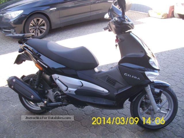 2007 Gilera  VX 125 Motorcycle Scooter photo