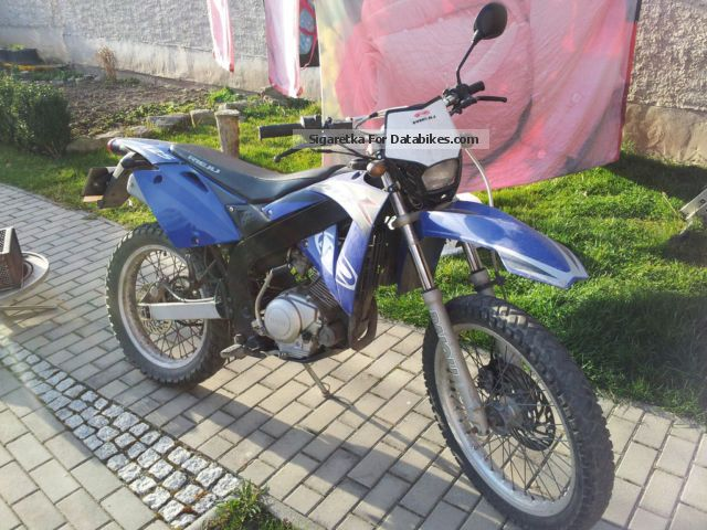 Rieju  MR4T like Yamaha 2009 Enduro/Touring Enduro photo
