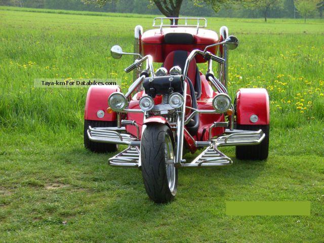 2009 Rewaco  FX 4i Motorcycle Trike photo