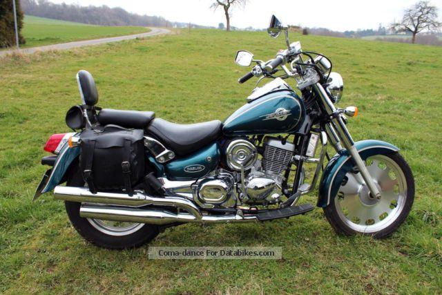 2012 Daelim  VL125 Motorcycle Chopper/Cruiser photo
