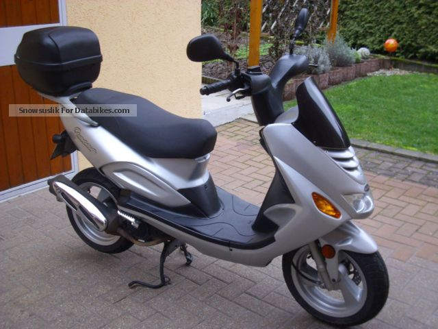 2003 Pegasus  Comfort Edition Motorcycle Scooter photo