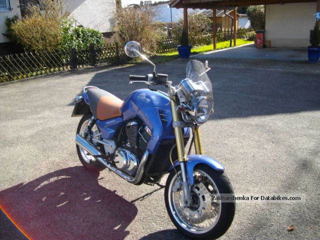 2005 Sachs  Roadster 800 V2 Motorcycle Motorcycle photo