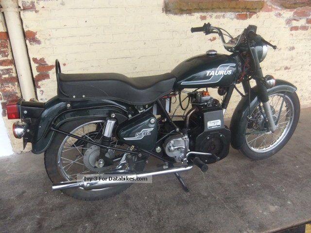 2001 Royal Enfield  Taurus diesel 435 Motorcycle Motorcycle photo