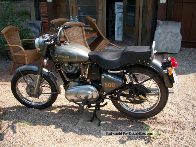 2003 Royal Enfield  BULLET 500 NEW Motorcycle Motorcycle photo