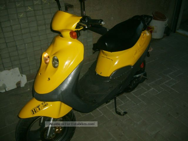 1998 Adly  Her Chee Ering Cat50 Motorcycle Scooter photo