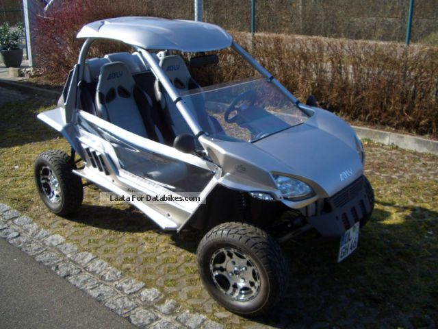 2011 Adly  Buggy Minicar MC320 OnRoad Motorcycle Quad photo