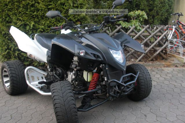 2013 Adly  Atv320sm Motorcycle Quad photo