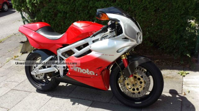 1999 Bimota  PAMI BB1 Motorcycle Sports/Super Sports Bike photo