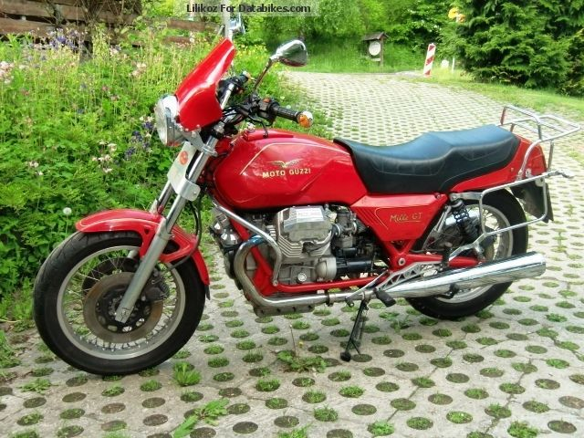 1993 Moto Guzzi  Mille GT Motorcycle Sport Touring Motorcycles photo