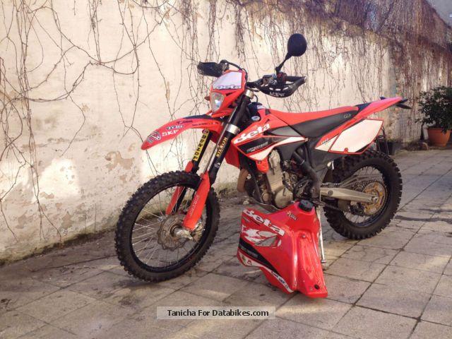 2008 Beta  525 Motorcycle Enduro/Touring Enduro photo