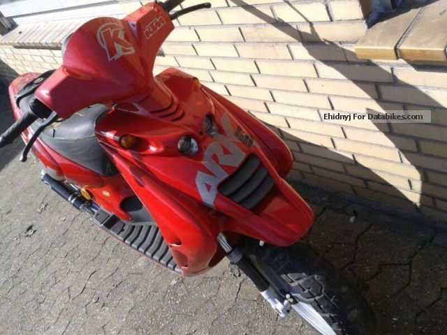 1999 Beta  ARK KTM special model Motorcycle Scooter photo